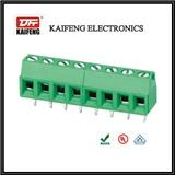 螺钉式PCB接子KF124/KF124D 5.00MM距