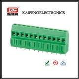 螺钉式PCB接子KF124G/KF124DGA/KF124DGB 3.50/3.81/3.96MM