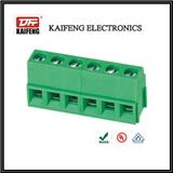 螺钉式PCB接子KF128D 5.00/5.08MM距