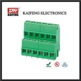 螺钉式PCB接子KF128DGA/KF128DGB 5.00/5.08MM距