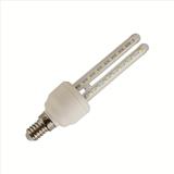 欧电 LED 2U节能灯6W