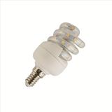 欧电 LED 螺旋节能灯5W