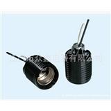 高质量E26电木带线灯座 环保阻燃灯座