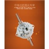 5公分6灯DMX512LED点光源全彩像素灯 LED轮廓灯装饰灯 进口芯片工程首选