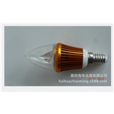 led创意照明灯具 LED蜡烛尖泡灯