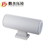 厂家直销led户外壁灯外壳配件 led墙壁灯外壳配件 5W2