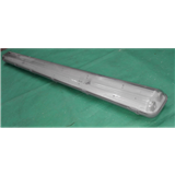 工程商场LED灯管三防灯支架 SY-O型 2x1500