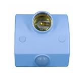 LED声光控人体红外感应灯座系列