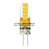 硅胶G4 LED 灯泡 LED 玉米灯ACDC12V 230V 替代传统卤素灯泡 CE/ROHS