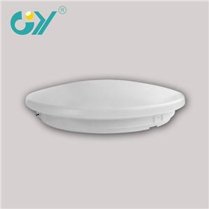 JY晶映LED吸顶灯18W/22W圆形吸顶面包灯室内厨房客厅阳台照明灯白光暖光节能省电环保灯简约风