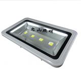 厂家直销200W足瓦LED投光灯LED户外灯泛光灯广告招牌防水投射灯