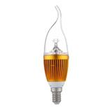 L340302 4.5W蜡烛灯/E14(可调光110V/220V)拉尾