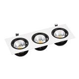 L421001 60W投射型 格栅射灯/豆胆灯/斗胆灯