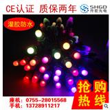 WS2811外露灯IP68防水 WS2811像素灯生产厂家 WS2811外露灯批发