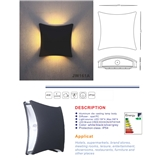 LED 户外壁灯JW161A