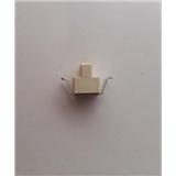 快插端子2.502A LED球泡光源快速连接端子 贴片端子厂家直销