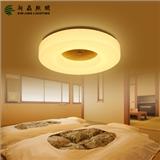 日韩极简阳台吸顶灯北欧小客厅吸顶灯现代简约LED灯具卧室书房灯具