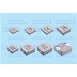 科达嘉供应04~12系列一体成型电感,小体积、大电流、低阻抗;用于DC-DC转换、储能、升降压等。