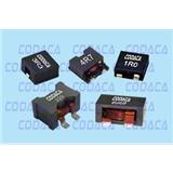 供应CODACA大电流电感,扁平线圈电感,大功率电感,低温升,高饱和电流,性能稳定,一致性好。