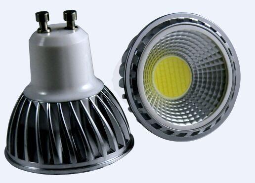led塑包铝射灯 灯杯 压铸铝COB射灯 灯具 过emc lvd rohs etl 出口美国英国