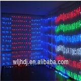 各类圣诞装饰灯 直线灯 网灯 冰条灯 窗帘灯 户外防水, 彩色 八功能控制器