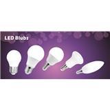 光世界UL ETL CE SAA调光LED球泡灯 可控硅调光LED灯泡 7W 9W 12W