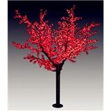 LED裹胶樱花树