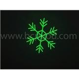 图案光栅片-雪花系列
