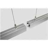可拼接线条灯 高品质灯条 硬 灯条 可调光调色温条灯 灯条