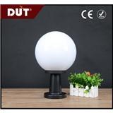 围墙灯专用 防水不易碎 CE认证 出口贸易 亚克力塑料圆球 围墙灯罩