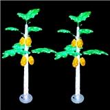 led树灯 木瓜树造型 led亮化灯