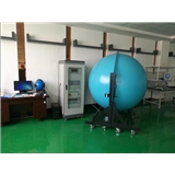 特价出售积分球光谱分析仪代替远方积分球色温检测波长led光效测试仪光通量检测设备二手积分球测试仪