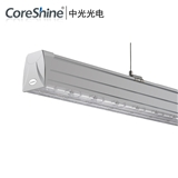LED线条灯1.5米35W光效160吊线灯无缝拼接高光效高流明超市照明工程