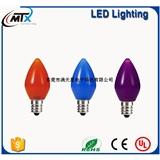 LED彩色节日灯串灯泡LED节能环保圣诞灯