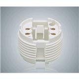 荧光灯头灯座节能环保灯头G24灯头灯座塑胶欧盟SGS环保认证