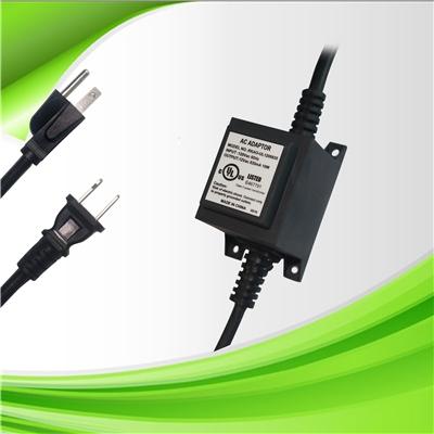供应1-12W BS GS UL桌面式防水变压器适合于户外LED灯饰驱动电源.灯带防水变压器rico