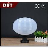 品质款 抗UV 不变黄庭院灯 PMMA塑料户外围墙柱头灯