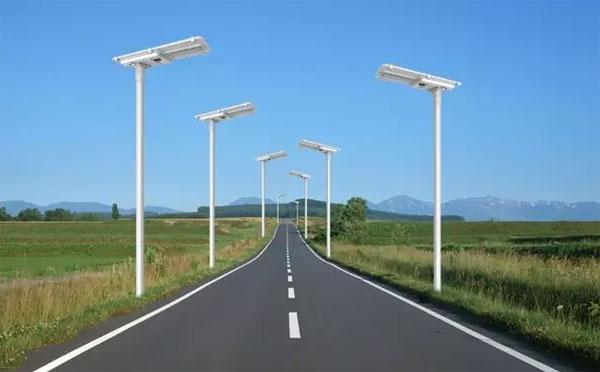 超频三sl系列一体化太阳能路灯新品上市
