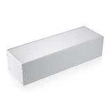 阿柳照明 DX10075P高档办公照明 LED线型灯 铝材吊线灯 无缝拼接线形灯