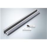 阿柳照明 珠宝柜台灯 线型壁灯 硬灯条 无缝拼接线形灯 线条灯 LED照明 线形灯 XD1748