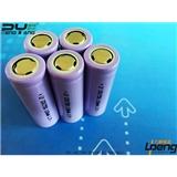 力鹏 厂家 供应3.7v 17500锂电池 1100mah