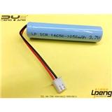力鹏 厂家 供应3.7v14650锂电池 1050mah