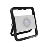 LED充电投光灯10W移动户外地摊便携式工程应急照明防水泛光灯