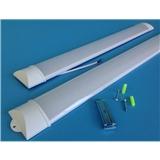 双槽-完美发光-净化灯-支架灯-宽板灯-70MM宽