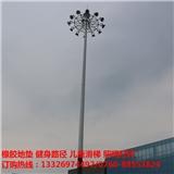 中山内外热镀锌灯杆批发 Q235钢材灯杆 厂家批发 12米高杆灯