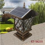 太阳能柱头灯、太阳能围墙灯,太阳能草坪灯,太阳能灯,太阳能墙头灯