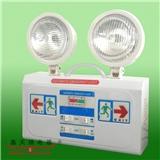出口双头灯,双头应急灯。消防应急灯,超长时间双头应急灯,双箭头应急灯