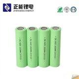 厂家生产ZNL18650锂电池 2000mah 三元掺锰 强光手电应急灯用