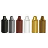 E14 金属灯头 塑胶灯头配铝制灯杯