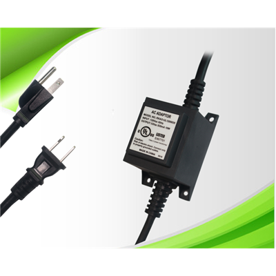 供应13-25W BS GS UL桌面式防水变压器适合于户外LED灯条.灯带.LED水下灯具rico